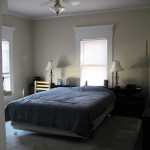 Male Sober House Bedroom
